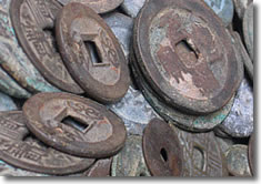 Chinese Coins - Ancient