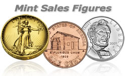 US Mint Sales Figures
