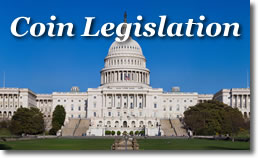 Coin legislation...