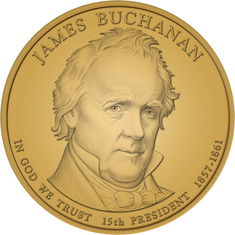 2010 Presidential Dollar Designs Ccn