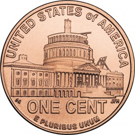 2009 Lincoln Presidency Cent - Click to Enlarge