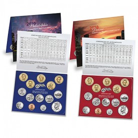 2010 United States Mint Uncirculated Coin Set