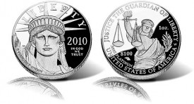 2010 American Eagle Platinum Proof Coin