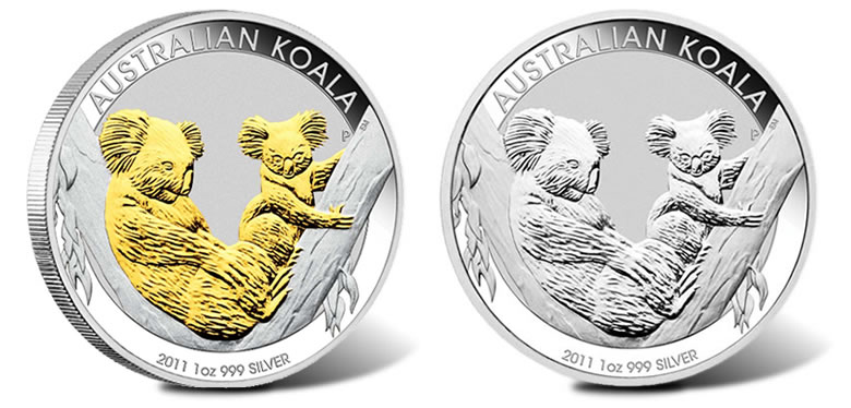 2011 Koala Coins Released Ccn