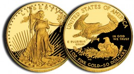 2011 Proof American Gold Eagle