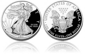 2011 American Silver Eagle Proof Coin