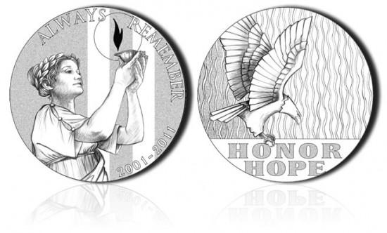 2011 September 11 National Medal Design