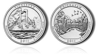Vicksburg and Chickasaw Quarters