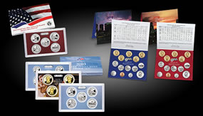 US Mint image of 2010 Annual Sets