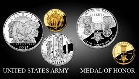United States Mint 2011 Commemorative Coins