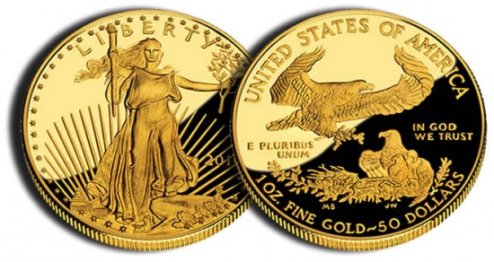 2012 Proof American Gold Eagle