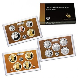 2012 US Proof Set