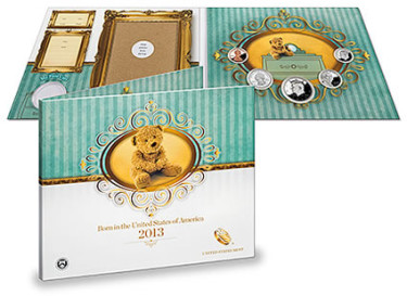 United States Mint 2013 Birth Set