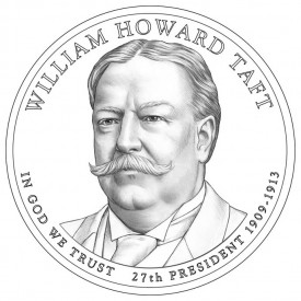 William Howard Taft Presidential $1 Design