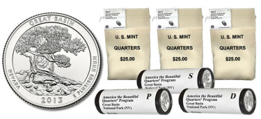 Great Basin Quarter and Collecting Products from US Mint