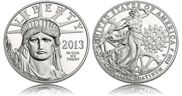 2013 American Platinum Eagle Proof Coin