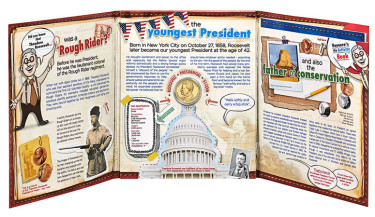 2013 Roosevelt Presidential Discovery Set for Young Collectors